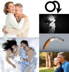 Tratamiento para curar la disfunción erectil