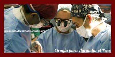 Cirugía de Alargamiento Peneano